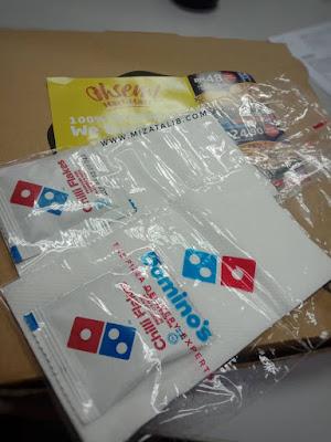 Rezeki Petang Jumaat. pizza dominos orang belanja dominos pizza minum petang lunch break  qailullah amalan qailullah