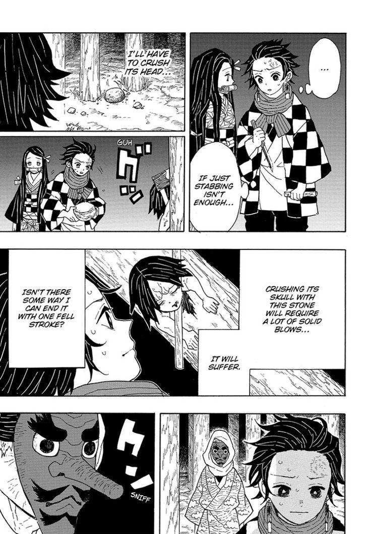demon slayer kimetsu no yaiba manga 3 28