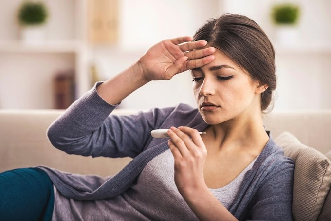 Fever: common causes and ways of treatment