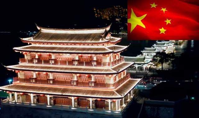 profil negara china