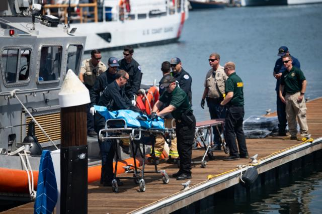 California dive boat fire: At least 8 dead, dozens missing