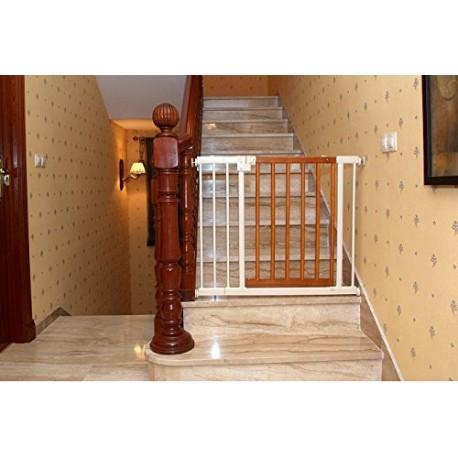 T e a con sentido la seguridad en la casa prioridad de - Barreras escaleras ninos ...