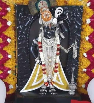 Shrinathji Ke Aaj 16 June Ke Darshan