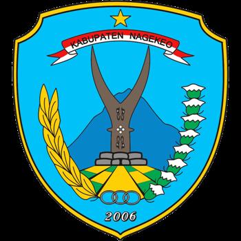 Logo Kabupaten Nagekeo PNG