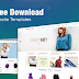 Free download website templates