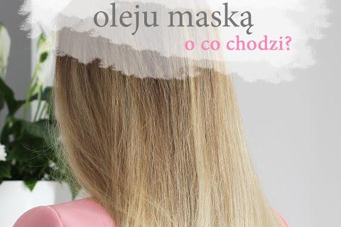 Jak zmyć olej z włosów? | Emulgowanie oleju odżywką i maską - czytaj dalej »