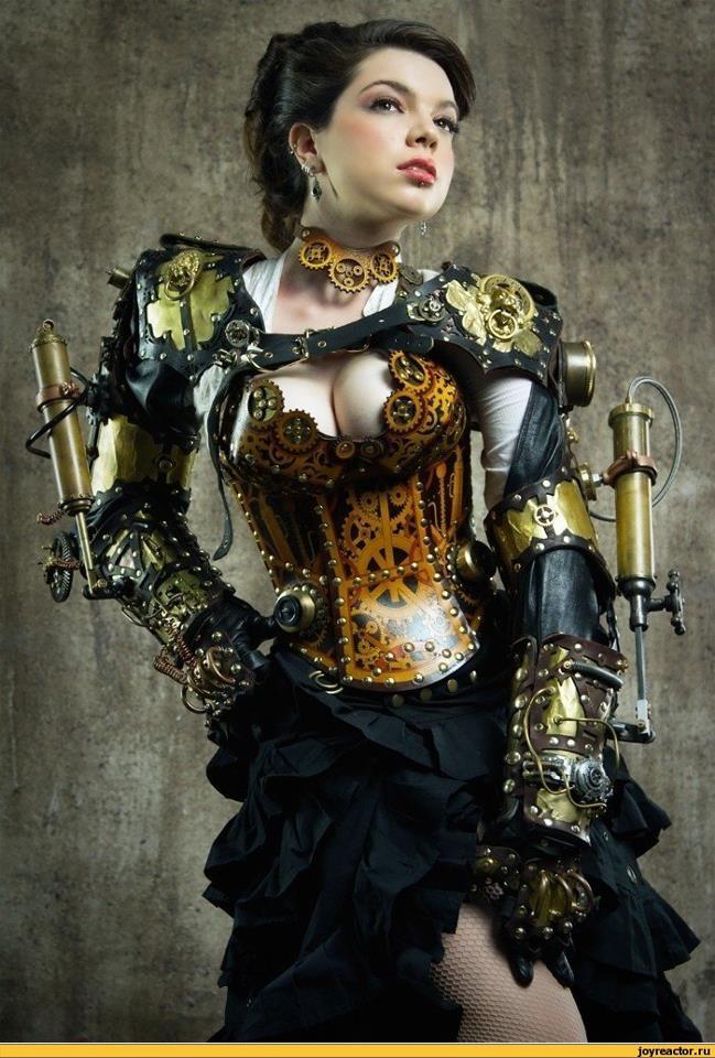 The Fashion...?: Fashion Lesson: Steampunk