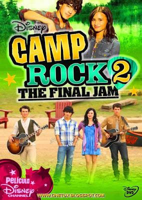 Camp Rock 2: The Final Jam แคมป์ร็อค2:แจมรักจังหวะร็อค
