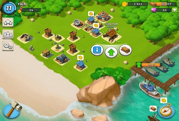 Boom Beach iPhone