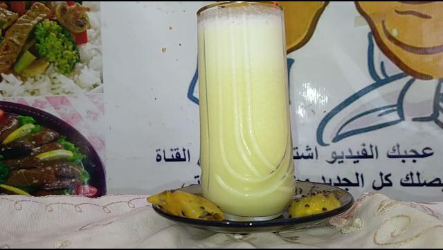 اجمل عصير ممكن تعملية في حياتيك عصير تين شوكي بالحليب الشيف محمد الدخميسي