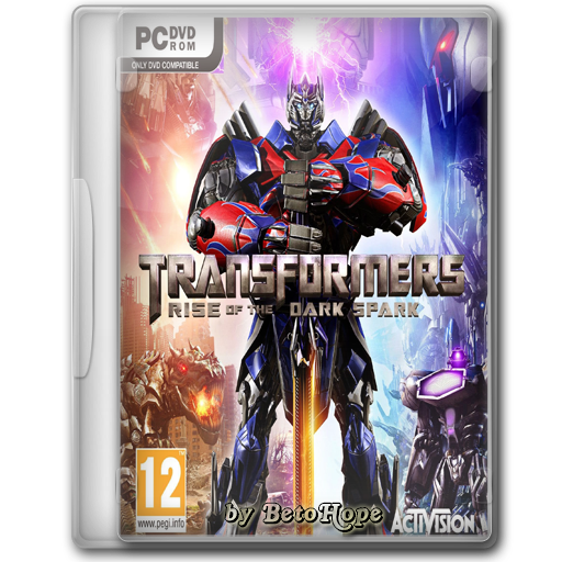 Transformers Rise of the Dark Spark Full Español