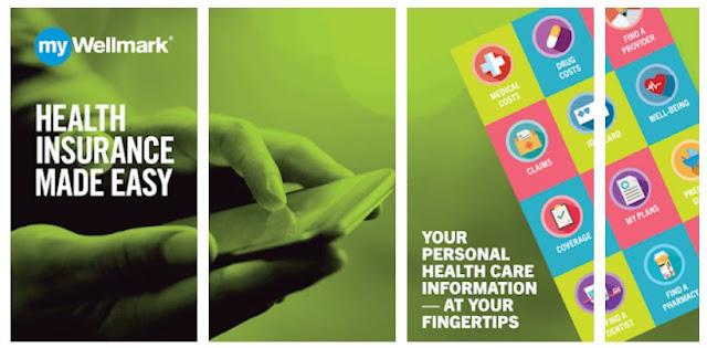 Wellmark Health Insurance Mobile App