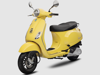 Vespa Matic Paling Laris di Indonesia
