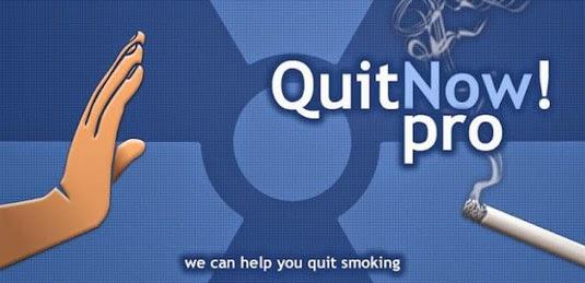 QuitNow! Pro Stop smoking Apk