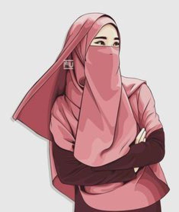 Koleksi Gambar Kartun Animasi Muslim Terbaru 2021