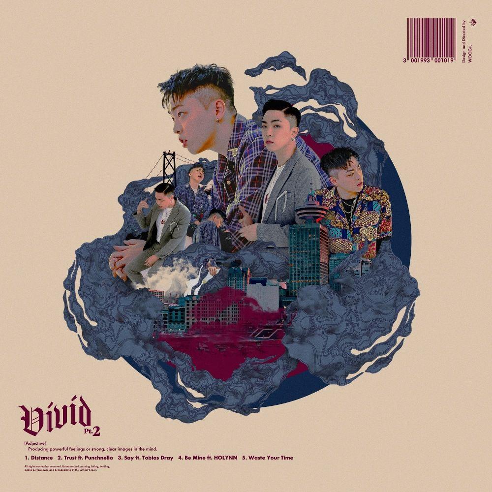 JUNNY – Vivid, Pt.2 – EP