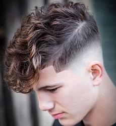 haircut men