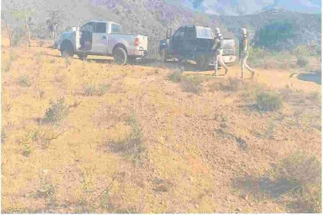 Confirman, Los Salazar  del CDS matan a Militar Mexicano en una emboscada