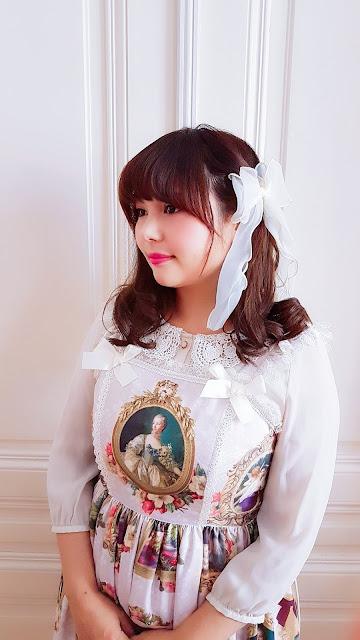 lolita fashion Inori maiden of versailles dreamV yumetenbo shoes lolita fashion eglcommunity auris lothol