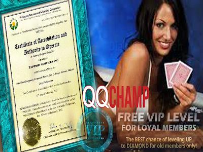 QQCHAMP Situs Judi Slot Online dan Agen Slot Games Terpercaya