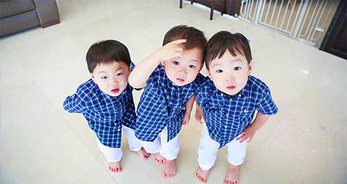 Why Triplets, Why..
