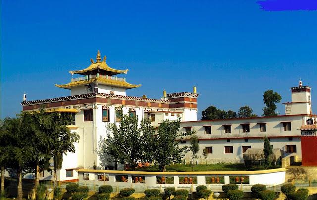 TIBETAN BUDDHIST TEMPLE-UTTARAKHAND TOURISM- TOURIST PLACE OF   DEHRADUN -UTTRAKHAND TOURIST PLACE