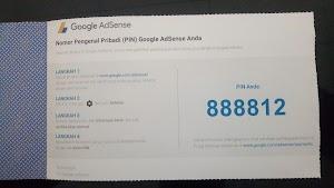 Jasa Verifikasi Google Adsense UK, USA, German, Australia, Indonesia, Jepang dan Lainnya