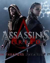 Assassin's Creed (2016) Hindi English Full Free Download 800mb DVDRip