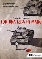 Con una rosa in mano  di Antonio Ferrara