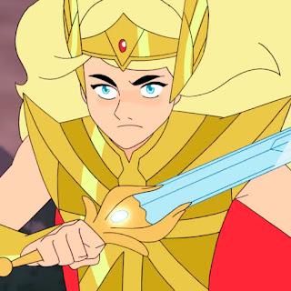 She-ra e le principesse guerriere 2018 BAttle armor