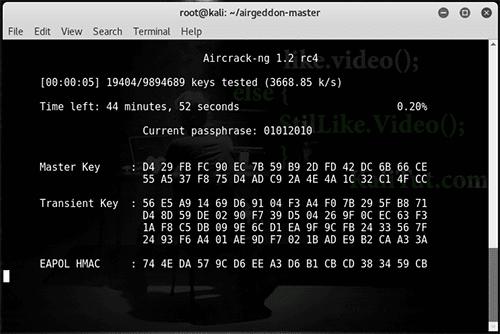 crack zip file password kali linux