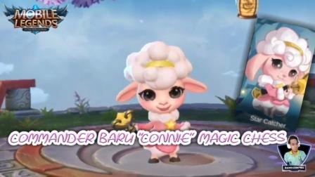 New commander Connie Magic Chess