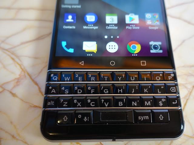 Blackberry messaging