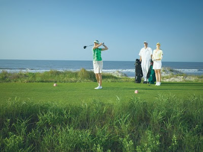 Kiawah Island Golf Resort in South Carolina