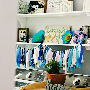 Five Tips To Refresh A Laundry Room