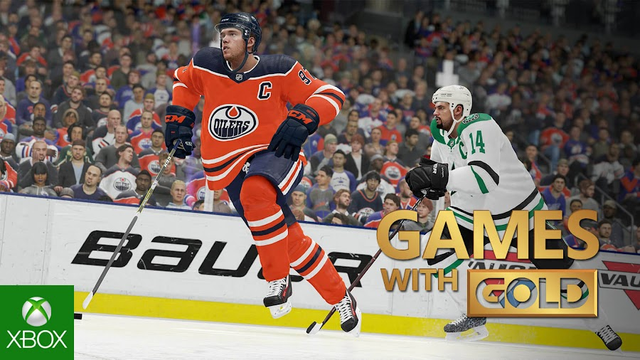 ea sports nhl 19 xbox live gold free game