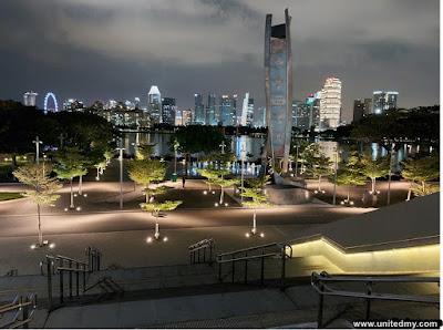 Singapore sport stadium