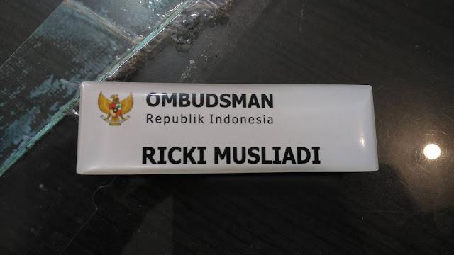 Nama Dada OMBUDSMAN