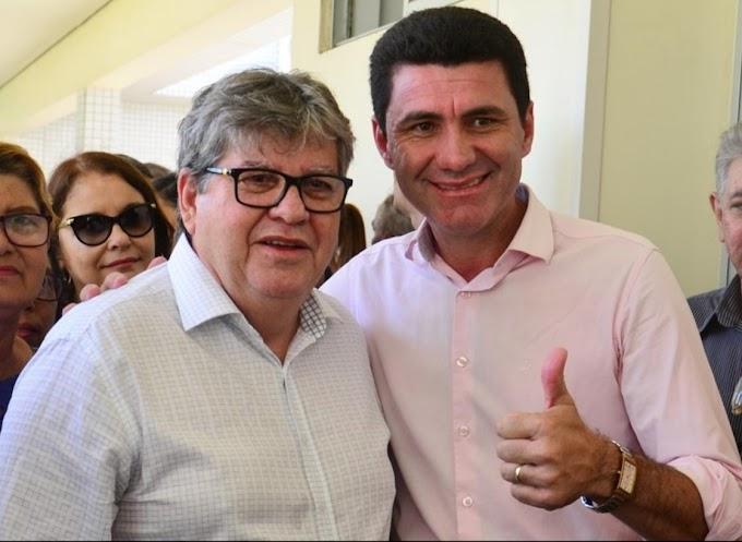 Galego do Leite agradece nomeação como secretário-executivo e promete trabalho