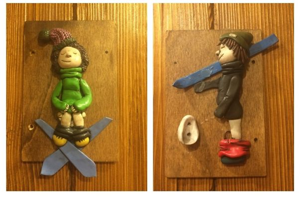 20+ Of The Most Creative Bathroom Signs Ever - Skiers In Slovakia Be Like