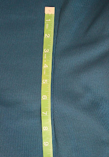 Dr. Pulaski TNG medical smock - back darts
