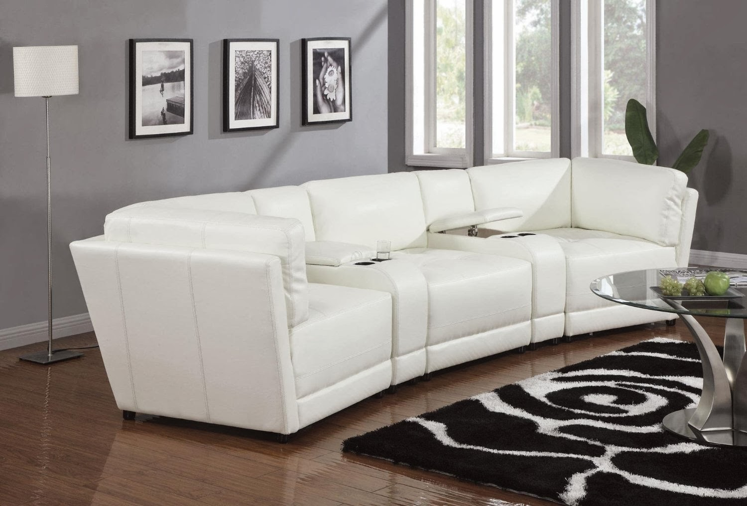 Small Sectional Sofas Reviews Small Curved Sectional Sofa