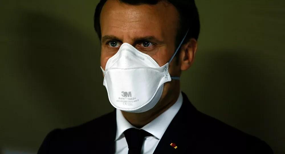 """ماكرون يطالب بنظام سياسي جديد في لبنان ويتوعد بعقوبات ويهاجم أجندة """"حزب الله"""""""