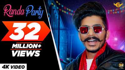 RANDA PARTY Song Lyrics - Haryanavi Songs Lyrics