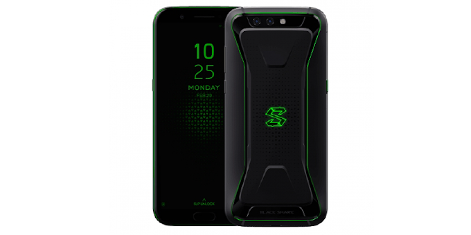 Xiaomi Black Shark announced - A gaming phone with Snapdragon 845 and a liquid cooling system