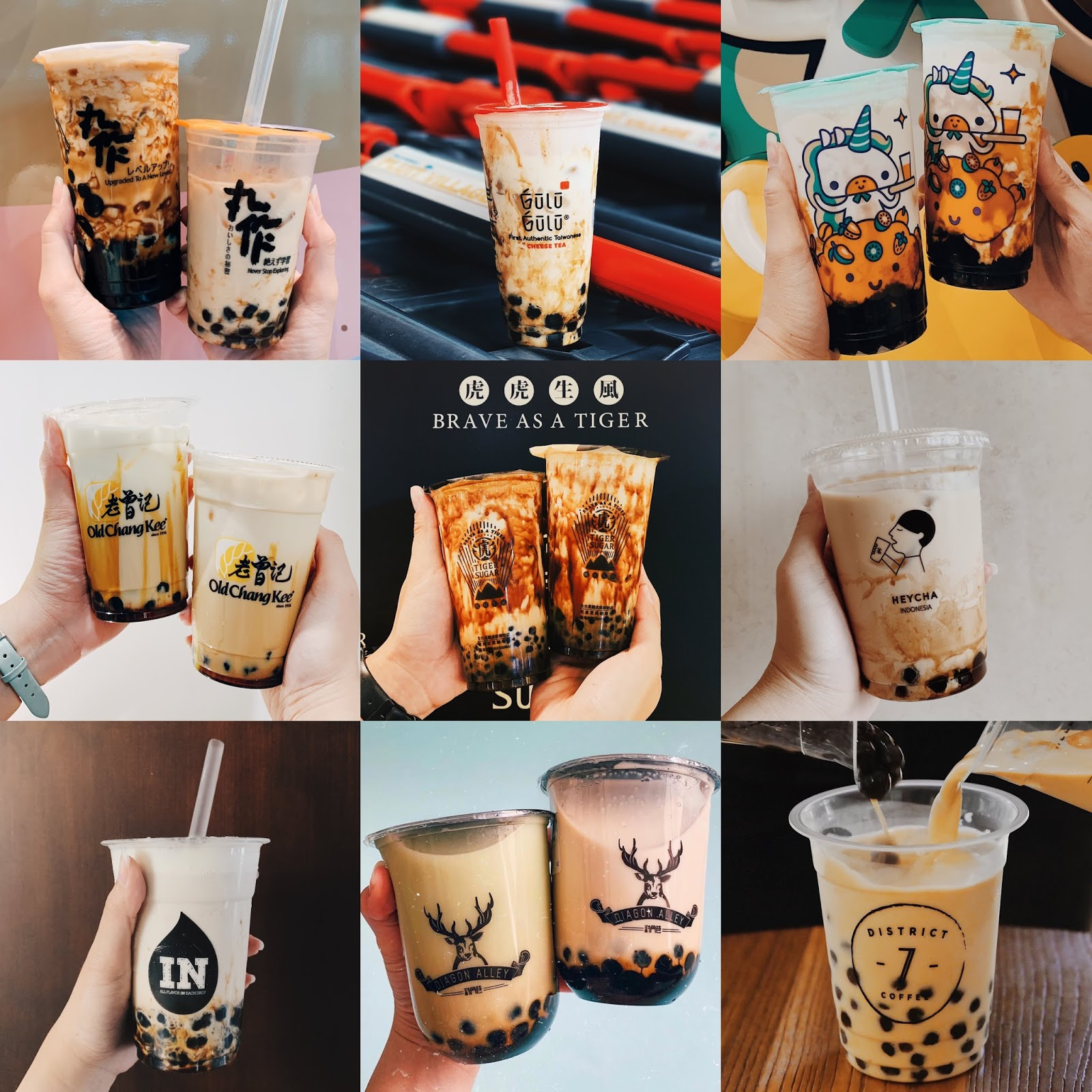 LULABYSPOON - Indonesian Food Blogger & Photographer: BROWN