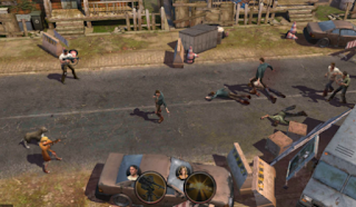 Survival Zombie Game PC