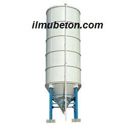 Semen silo pada batching plan