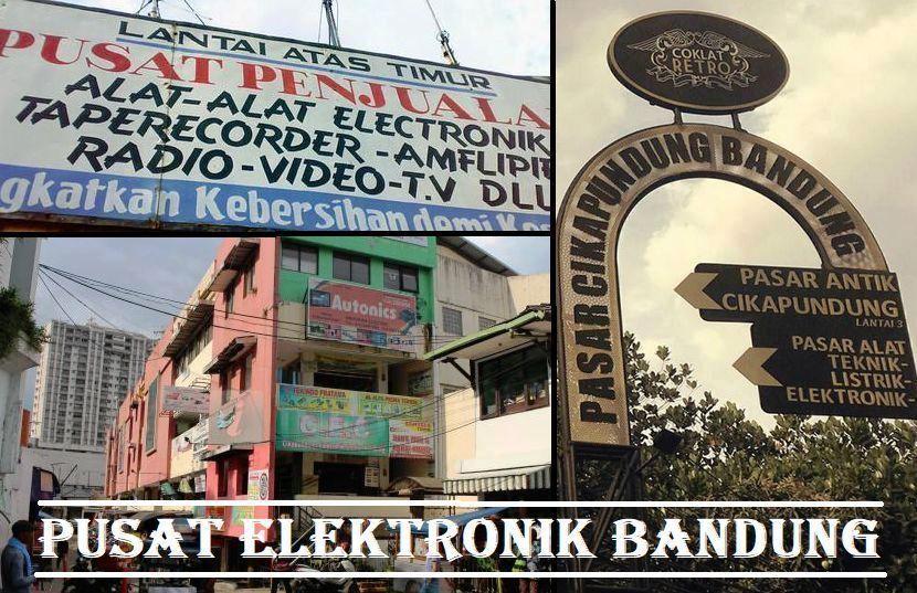 Pusat Grosir Toko Elektonik Bandung Murah Lengkap