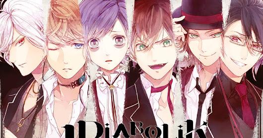 Download Anime Diabolik Lovers MoreBlood BD Season 2 Subtitle Indonesia BATCH